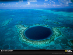 Oceans Reef Hole Belize Cool Blue Ocean Wallpapers Android for HD