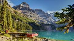 Lake O Hara Yoho National Park Canada wallpapers and image