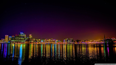 Baltimore From Tide Point HD desktop wallpapers High Definition