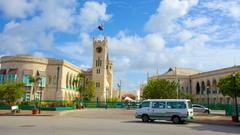 Bridgetown City