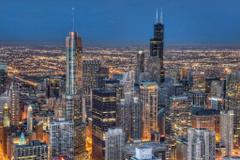 Sea sparkling Chicago