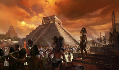 Chichen Itza Archaeological Site Wallpapers