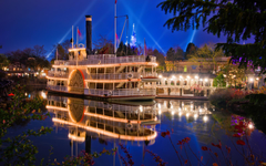 Molly Brown Riverboat Disneyland Park widescreen wallpapers
