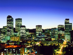 Mile High City Denver Colorado wallpapers