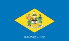 DELAWARE STATE FLAG WALLPAPER