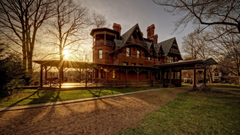 The Mark Twain House And Museum In Hartford Connecticut Wallpapers