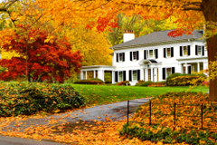 Why Smart Spring Sellers Start in Autumn Fairfield County CT Real
