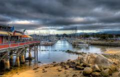 Monterey fisherman s wharf