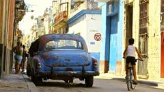 Cuba Havana Car Wallpapers HD Desktop and Mobile Backgrounds