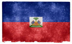 Graafix Haiti flag of haitian