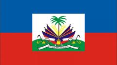 Printable Flag Of Haiti Flag Printable Coloring Page