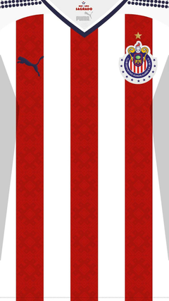 Chivas de Guadalajara 17