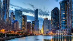 Illinois Tag wallpapers Lakes Cruise Illinois Chicago Michigan