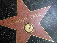 Star Hollywood Walk of Fame Ferlin Husky