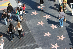 Is the Hollywood Walk of Fame getting upgrades