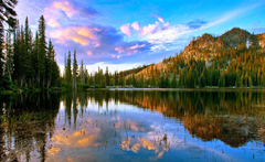 Idaho Tag wallpapers Sawtooth Mountains Idaho Lakes Twin Hiking