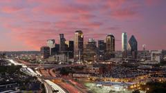 Houston Skyline Wallpapers HD