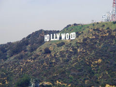 The Hollywood Sign on Mt Lee Travel Wallpapers and Stock Photo
