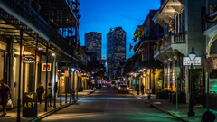 New Orleans At Night Wallpapers High Definition Festival Wallpapers