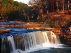 Indiana Cataract Falls State Park Mill Creek
