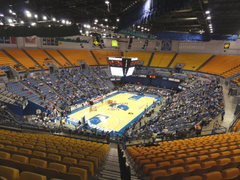 Missouri Valley Conference College Basketball Arena Wallpapers