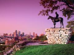 Scout Sculpture Kansas City Missouri picture Scout Sculpture Kansas