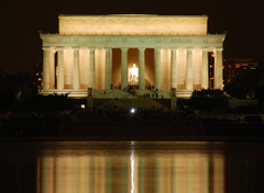 Trends For Abraham Lincoln Memorial At Night