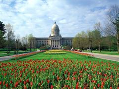Kentucky State Capitol Building Frankfort Kentucky