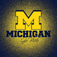 Michigan Wolverines Screensaver and Wallpapers