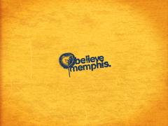 Believe Memphis Phone Wallpapers