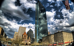 Copley Plaza Boston Massachusetts widescreen wallpapers