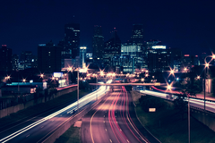 w North Facing Minneapolis Skyline Reprocess by crapmedia1 on