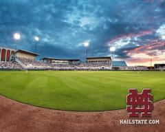 Mississippi State Baseball Desktop