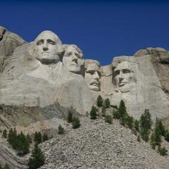 Mount Rushmore iPad Wallpapers