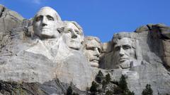 Mount Rushmore Desktop Wallpapers