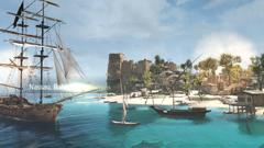 Nassau la Baie des Pirate by MillianaRose