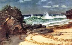 Nassau Tag wallpapers Landscape Albert Ocean Master Artwork Surf