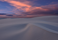 desert sand dune sunset new mexico united states HD wallpapers