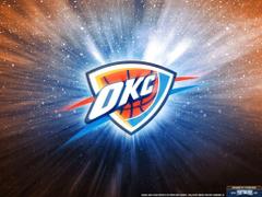 Oklahoma City Thunder Logo Wallpapers