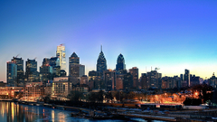 Philadelphia Skyline Wallpapers