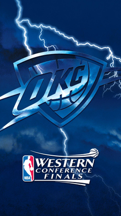 Thunder Playoffs Wallpapers