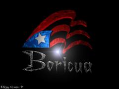 XP wallpaper puerto rican flag