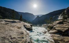 Nevada Fall Yosemite National Park Wallpapers