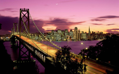 oakland bay bridge san francisco cityscape wallpapers and backgrounds