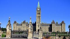 Ottawa Tag wallpapers Samuel Champlain Ottawa Statue Sky Desktop