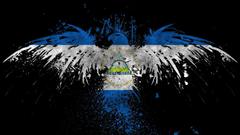 Nicaragua by TheBlackSavior
