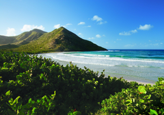 Sandy Bank Bay St Kitts