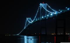 Newport Bridge Rhode Island 4K HD Desktop Wallpapers for 4K Ultra
