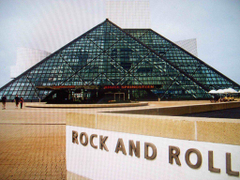 Rock and Roll hall of fame front by naturebe