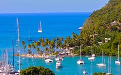 St Lucia yacht charter boats Caribbean charter yacht rental